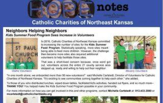 Hope Notes - Enewsletter - July 2016