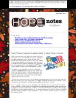 2017-11 Nov eNewsletter