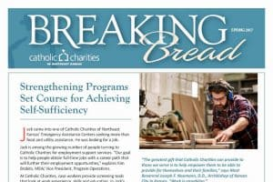 Cover Image - Spring 2017 Breaking Bread Newsletter