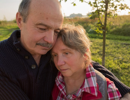 Barbara and Steve's Hope Story: Asking for Help