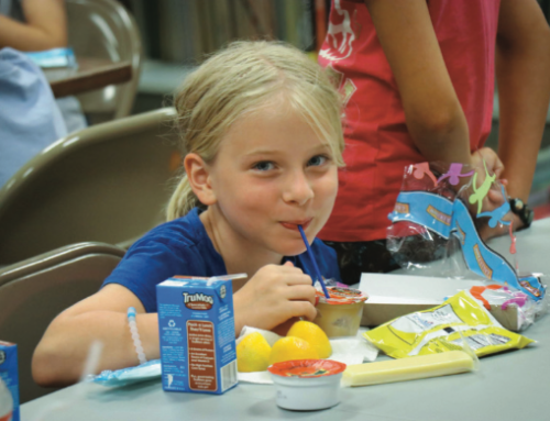 Summer Food Program Partners with Rural Libraries