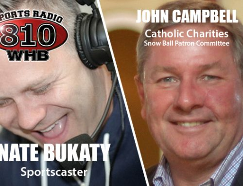 Nate Bukaty and John Campbell Discuss How Snow Ball Helps Our Community