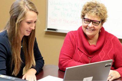 Catherine Hegarty Atchison Catholic Charities of Northeast Kansas Blog Photo