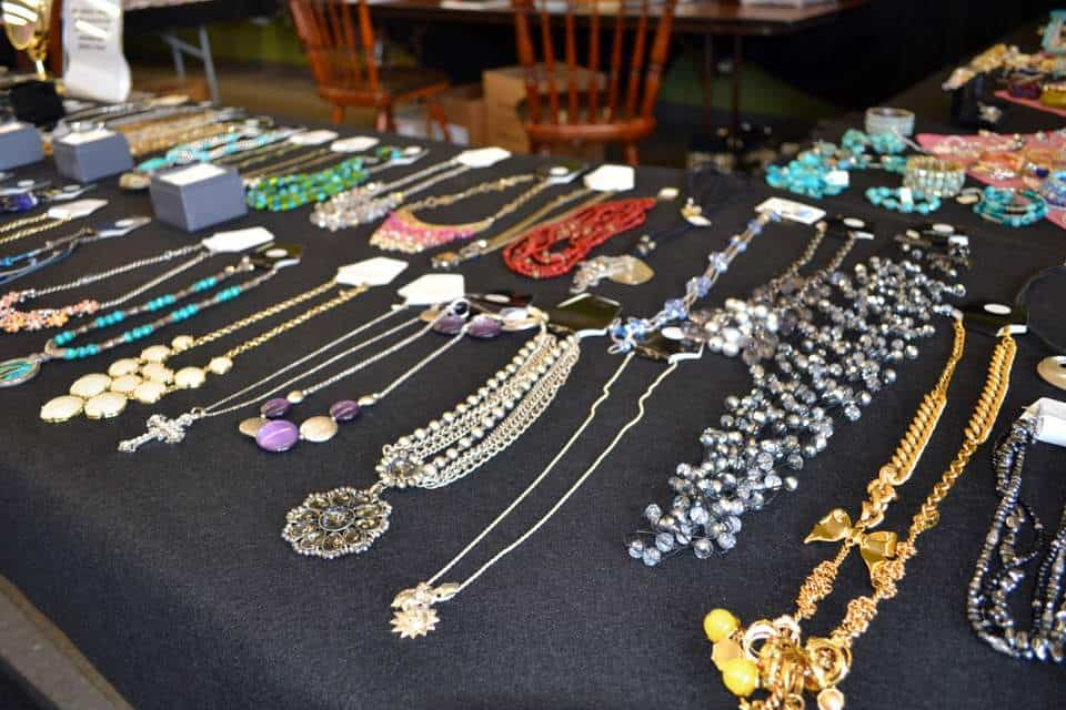 Jewelry Sale at TurnStyles Thrift Store in Overland Park