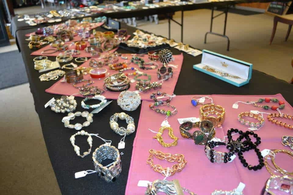 Fall Jewelry Sale at TurnStyles Thrift Store in Overland Park