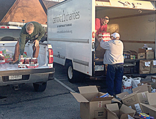 Food Drives Like St. Patrick's Critical to Pantries