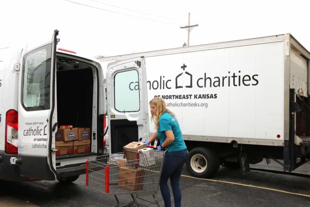 Volunteer Opportunities During COVID-19 – Catholic Charities of Northeast Kansas