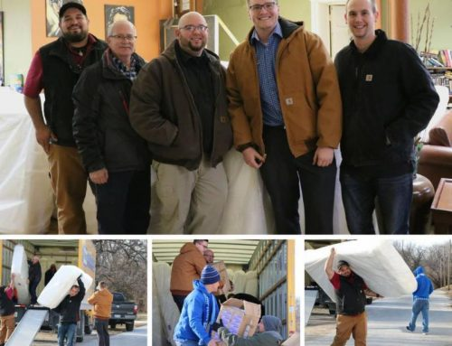A Place to Lay Their Head: Shalom House Receives Mattress Donation