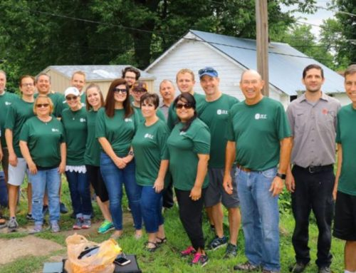 JLL Employees Serve as Good Samaritans to Refugee Farmers