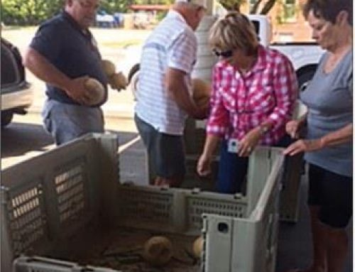 Leavenworth Farmers' Market Supports Local Families