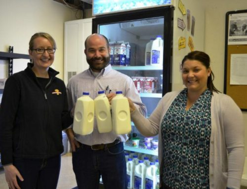 Got Milk? New Program Delivers Milk to Pantries