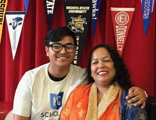 'I am very, very proud of him.' For 919 in Kansas City, college dream will be reality