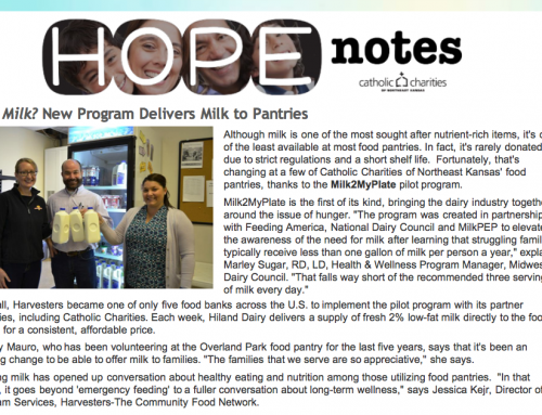 Hope Notes – May 2017 – E-Newsletter