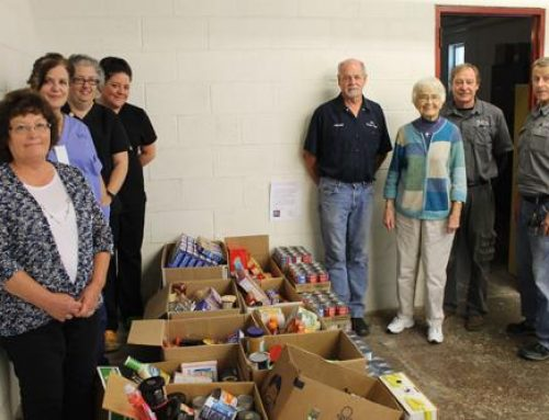 Sisters of Charity of Leavenworth Mark Anniversary with Food Donation