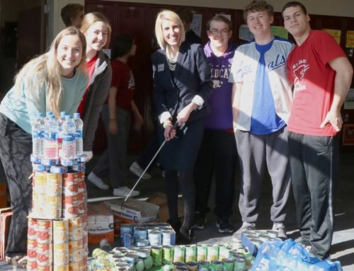 St James Academy Builds a Way to Help Feed the Hungry