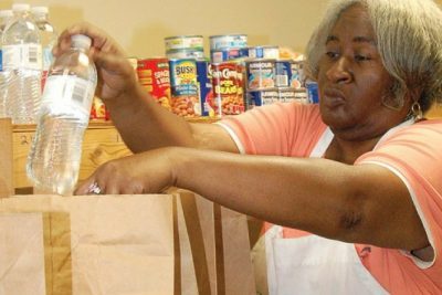 The Leaven Topeka EAC Food Pantry Article