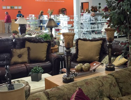 TurnStyles Thrift Opens at New Location