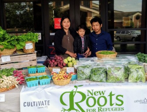 Eat Pray Love-Churches Partner with New Roots Farmers