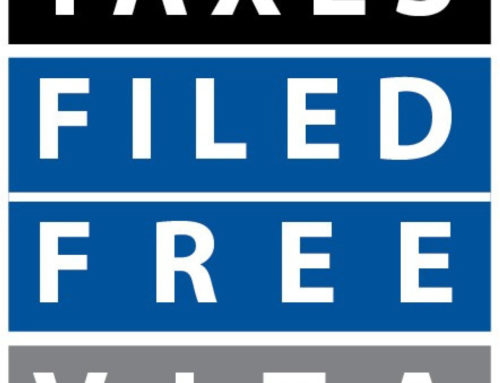 Taxes Filed FREE – VITA