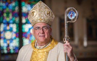 Archbishop Joseph Nauman from The Leaven