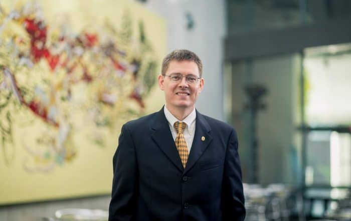 Tony Funk selected as CFO of the Year by the KC Business Journal