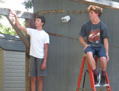 Students Give Back through Eagle Scout Projects