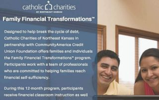 Family Financial Transformations -
