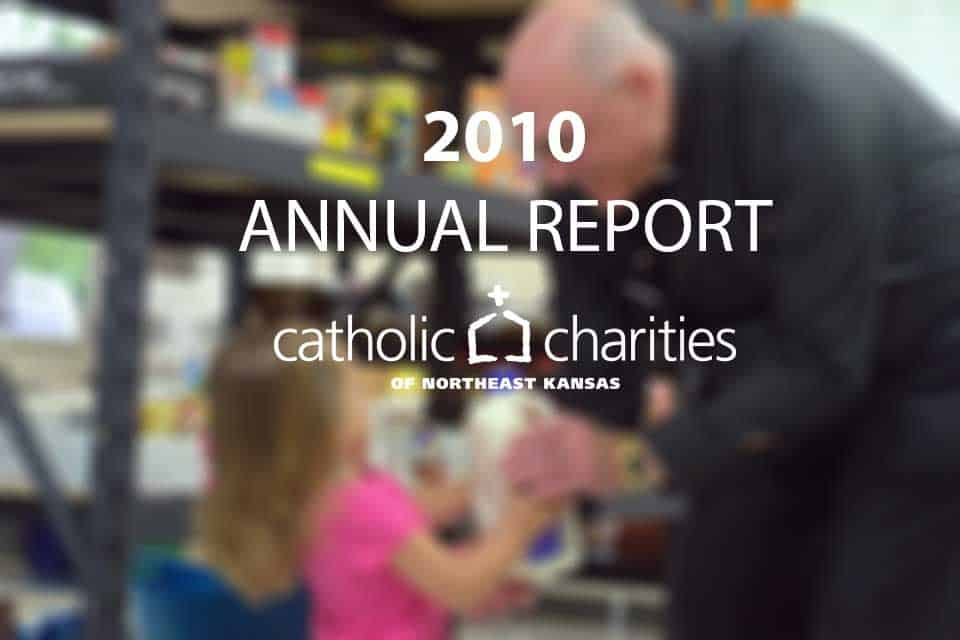 Feature Image - 2010 Annual Report