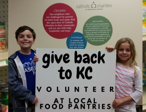 Looking for a way to give back locally?