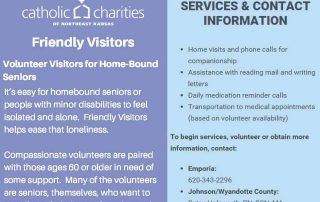 image for Friendly Visitors program information sheet