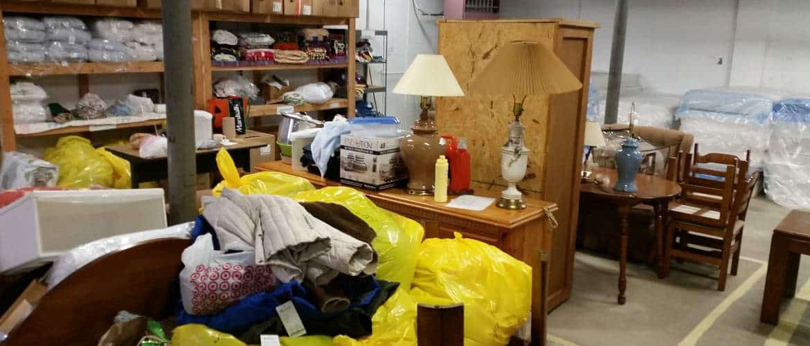 Furniture Donated for Refugee Resettlement