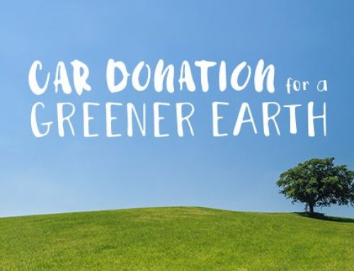 Donate Your Car for a Greener Earth