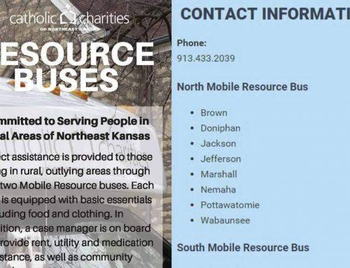 Information Sheet: Mobile Resource Bus
