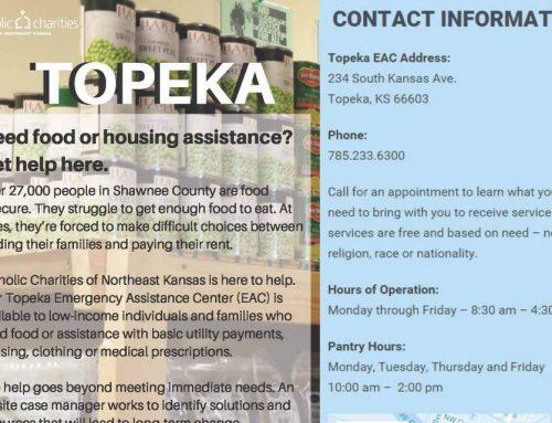 Information Sheet: Topeka EAC