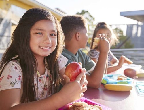 Kids Summer Food Program Wraps Up Another Successful Year