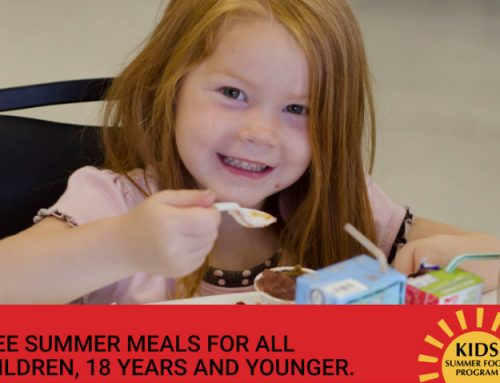 Kids Summer Food Program Expands
