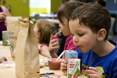 Kids Summer Food Program - tile image