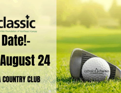 New! Save the Date—2020 Golf Classic