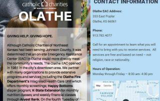 Information Sheet image - Olathe EAC