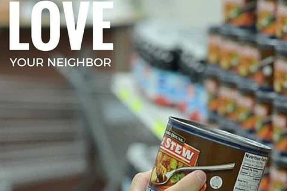 Donate Food Help Your Neighbors In Need Catholic