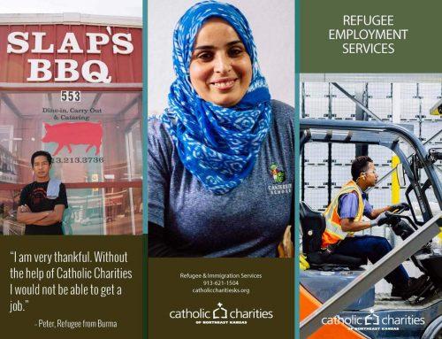 Brochure: Refugee Employment Services