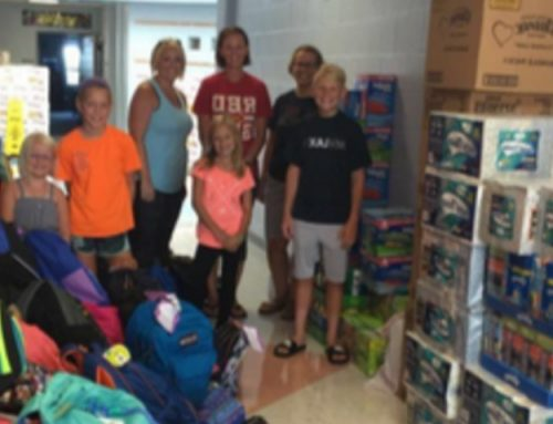 Donors Provide Back‐to‐School Supplies to Those in Need