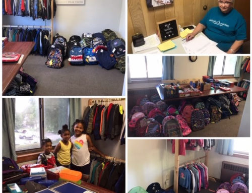 School Supply Drive Equips Kids and Provides Relief to Families