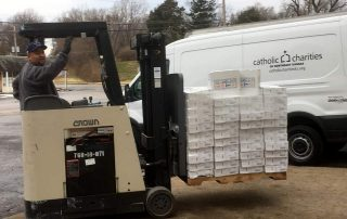 Seaboard Foods Donates Meat to Catholic Charities of Northeast Kansas