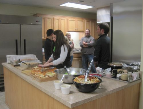 Featured Volunteer Opportunity: Shalom House