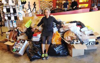 Shoes Kansas City Donation