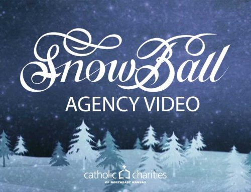 Watch: Snow Ball Video Highlights Agency Programs