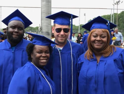 Meet the 2019 St. Rita Center Graduates!
